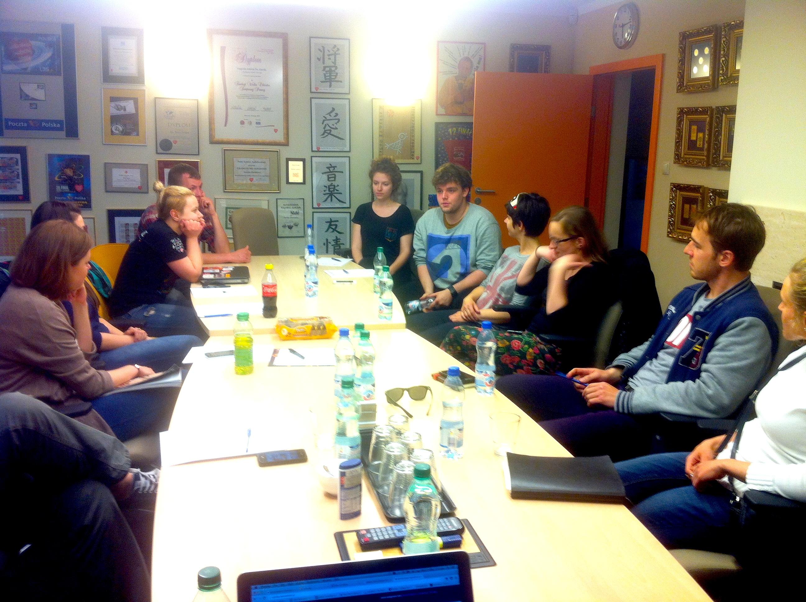 Dobra Strona Internetu – drugie spotkanie – #DSI2 – relacja na żywo!