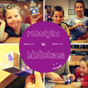 Robotyka w bibliotece_Jasło