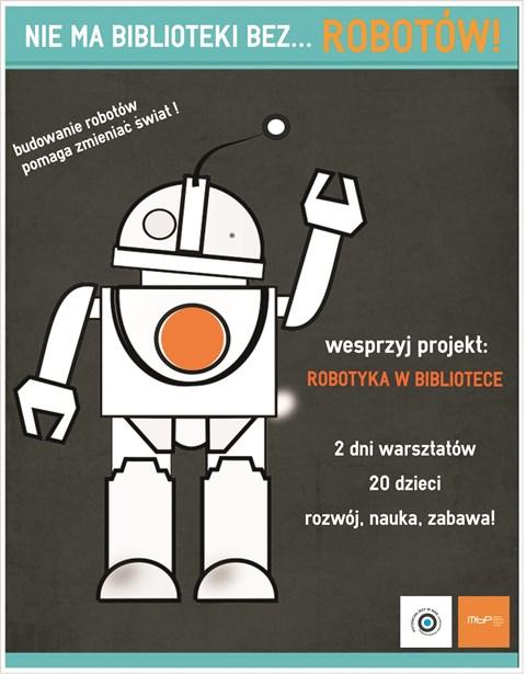 Robotyka w bibliotece_MBP Jasło