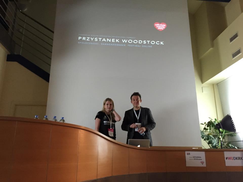 World Usability Day Kraków + prezentacja