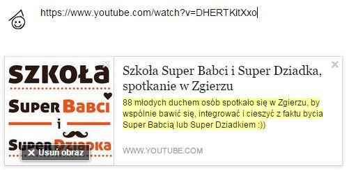 Szkoła SuperBabci i SuperDziadka