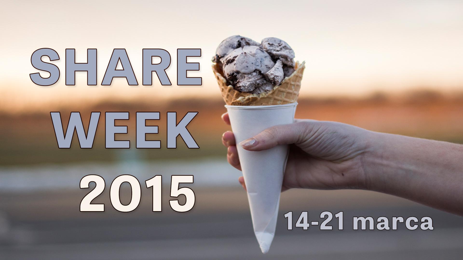 ShareWeek 2015 – polecamy blogi dla NGO