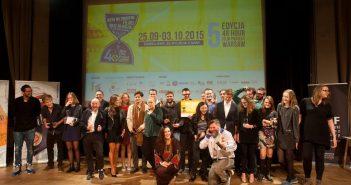 Zostań wolontariuszem na międzynarodowym konkursie filmowym!