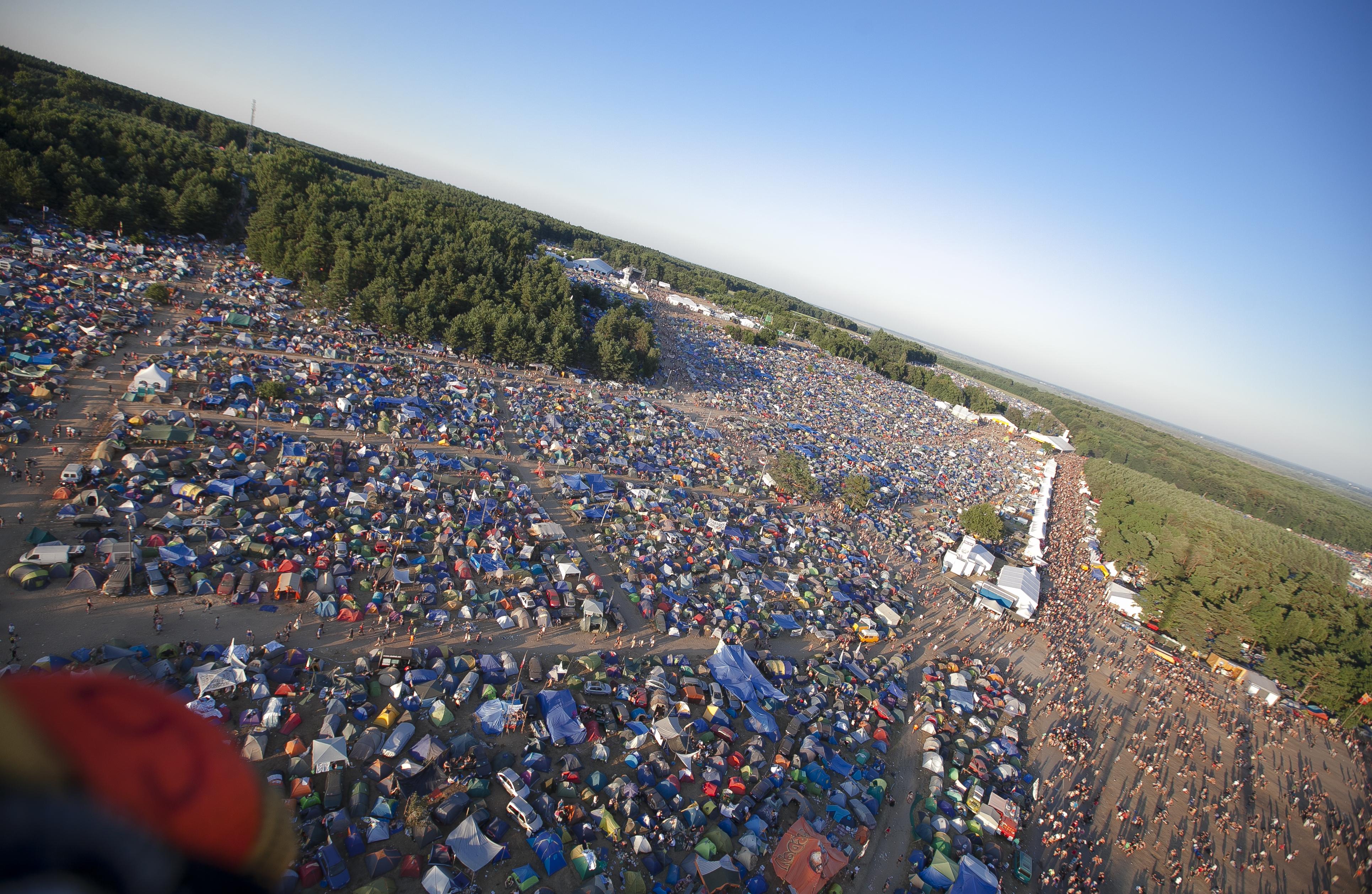 Warsztaty DSI i Kręcioły na Przystanku Woodstock