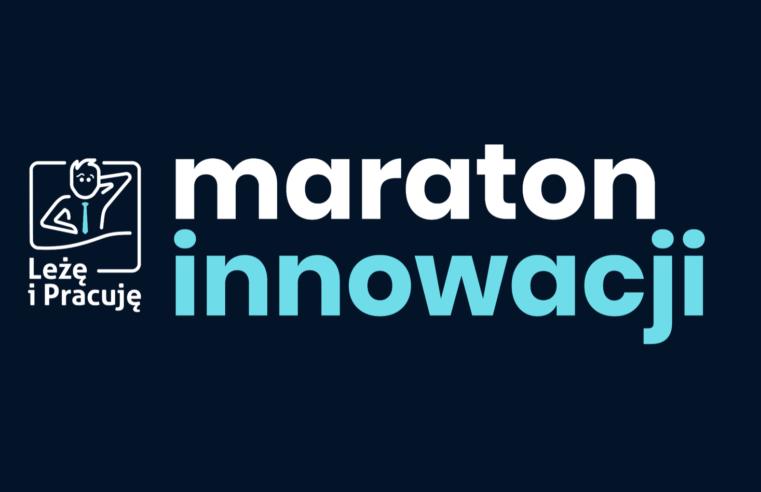 Weź udział w maratonie innowacji i wygraj 3000 zł